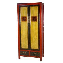 Armoire chinoise à kanji