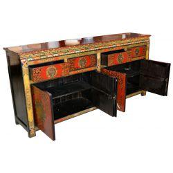Grand buffet tibétain