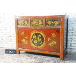 Buffet tibétain 117x45x87cm