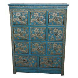 Convenient tibetan blue