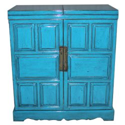Bar furniture chinese blue