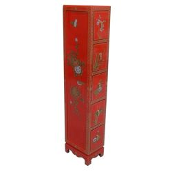 Furniture chinese CD 5 drawers