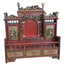 Table chinese altar old