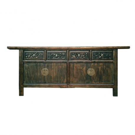Grand buffet chinese carved