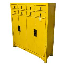 Chinese Buffet 8 drawers 4 doors
