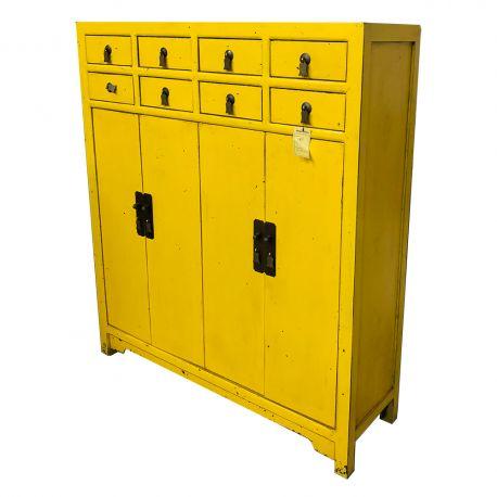 Chinese Buffet 8 drawers 4 doors