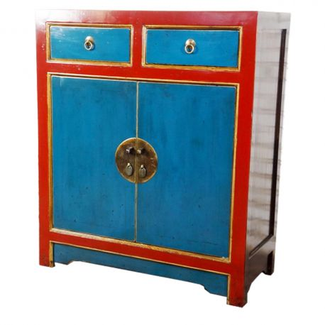 Furniture entry chinese red