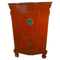 Cabinet chinese restored