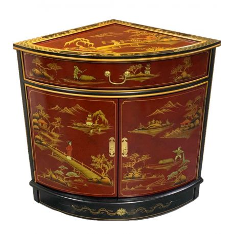 Console chinese golden