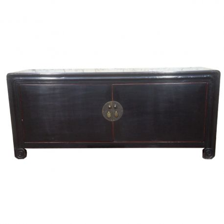 TV cabinet chinese black