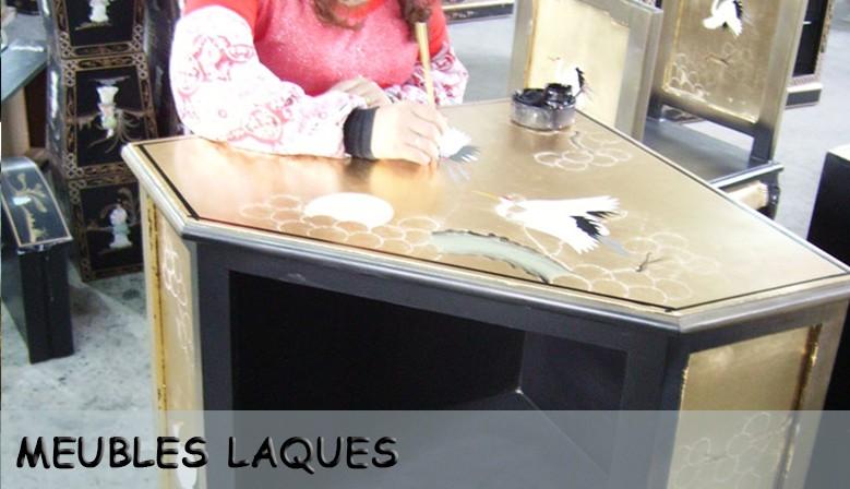 meubless chinois laqués